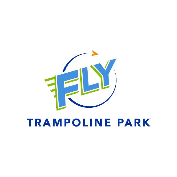 Fly Trampoline Park Logo